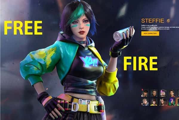 Free Fire Redeem Code 5 May 2021