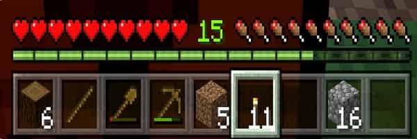 basic tools in minecraft
